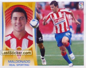 Maldonado (#11B) (REAL SPORTING)