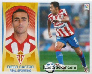 Diego Castro (#12) (REAL SPORTING)