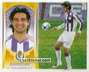 Barragan (#4) (R.VALLADOLID C.F.)