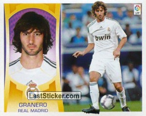 #19 - Granero (Real Madrid) (ULTIMOS FICHAJES)