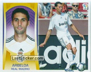 #26 - Arbeloa (Real Madrid) (ULTIMOS FICHAJES)