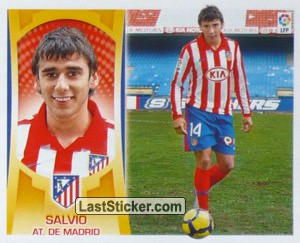 Salvio (At.Madrid) (Mercado de Invierno)
