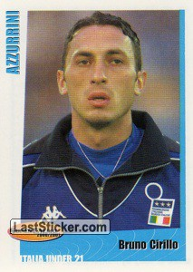 Bruno Cirillo (Azzurrini (Italia Under 21))