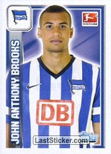 John Anthony Brooks (Hertha BSC)