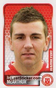 James McArthur (Hamilton Academical)