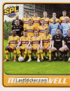 Motherwell Squad - Part 1 (Motherwell)