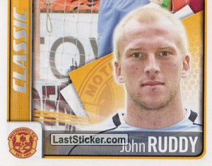 John Ruddy - Part 2 (Motherwell)