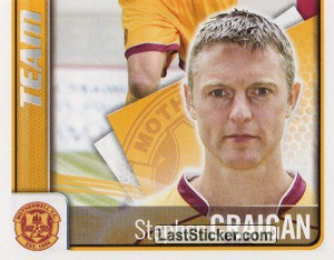 Stephen Craigan - Part (Motherwell)