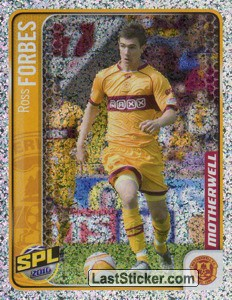 Ross Forbes (Motherwell)