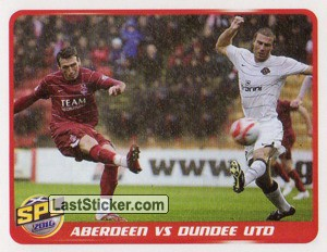 Aberdeen vs Dundee United (Games to look out for)