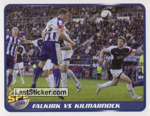Falkirk vs Kilmarnock (Games to look out for)