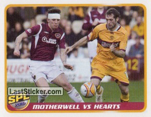 Motherwell vs Heart of Midtothian (Games to look out for)