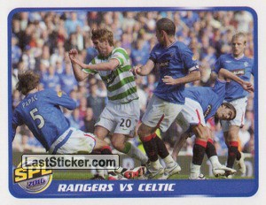 Rangers vs Celtic (Games to look out for)