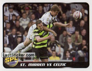 ST Mirren vs Celtic (Games to look out for)