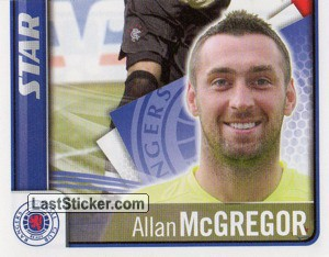 Allan McGregor - Part 2 (Rangers)