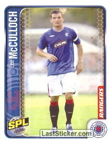 Lee McCulloch (Rangers)