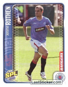 Jerome Rothen (Rangers)