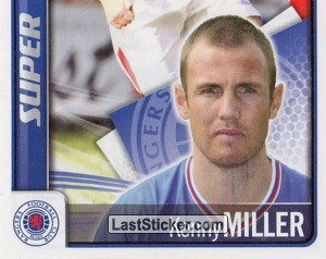 Kenny Miller - Part 2 (Rangers)