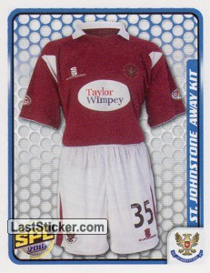 ST Johnstone Away Kit (ST Johnstone)