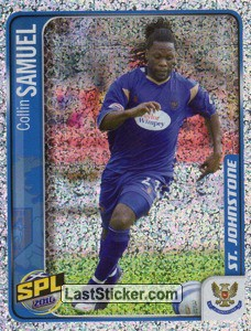 Collin Samuel (ST Johnstone)