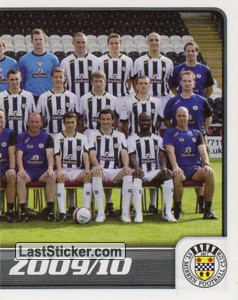 ST Mirren Squad - Part 2 (ST Mirren)