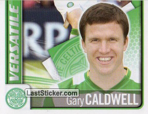 Gary Caldwell - Part 2 (Celtic)
