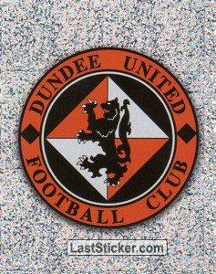 Dundee United Club Badge (Dundee United)