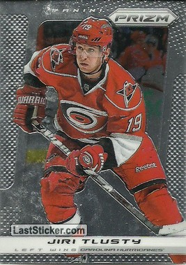 Jiri Tlusty (Carolina Hurricanes)