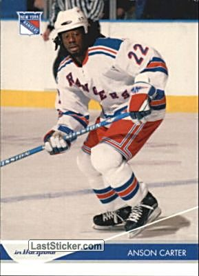 Anson Carter (New York Rangers)