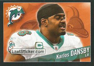 Karlos Dansby (Miami Dolphins)