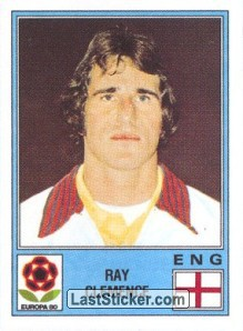 Ray Clemence (ENG)