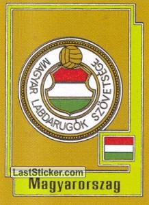HUNGARY Badge (MAG)
