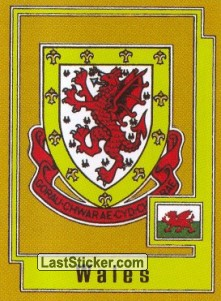 WALES Badge (WAL)