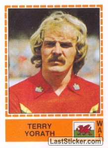 Terry Yorath (WAL)