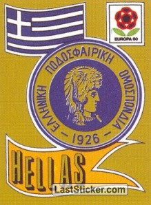 HELLAS  Badge (HLL)