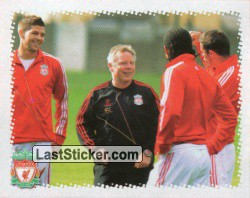 Sammy Lee (Rafa Benitez & Sammy Lee)