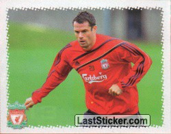 Jamie Carragher in training (Jamie Carragher)