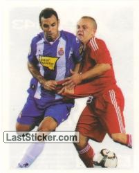 Jay Spearing in action (Jay Spearing)