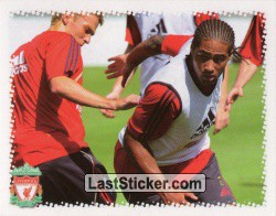 Glen Johnson in training (Glen Johnson)