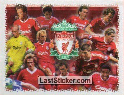 Logo & Players (J.Carragher's Dream Team Poster)