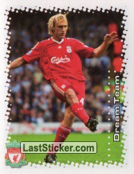 Sami Hyypia (J.Carragher's Dream Team Poster)