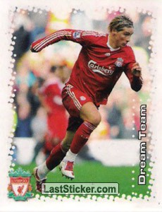 Fernando Torres (J.Carragher's Dream Team Poster)