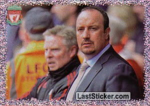 Rafa Benitez and Sammy Lee (Rafa Benitez & Sammy Lee)