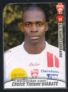 Diabate (AS Nancy Lorraine)