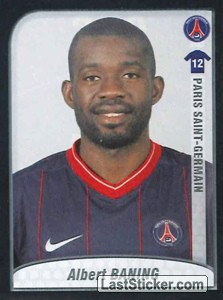 Baning (Paris Saint-Germain)