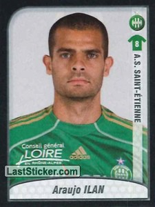 Ilan (AS Saint-Etienne)