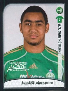 Payet (AS Saint-Etienne)