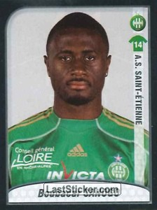 Sanogo (AS Saint-Etienne)