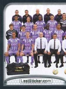 Equipe (puzzle 1) (Toulouse FC)