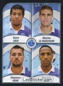 Anin/Le Marchand/Noro/Alla (Havre Athletic Club)